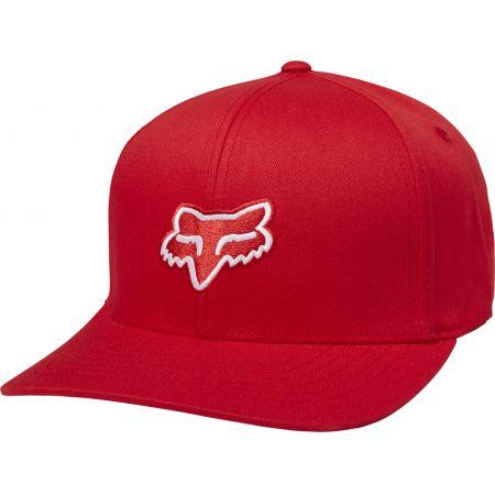 KŠILTOVKA FOX Legacy Flexfit - červená