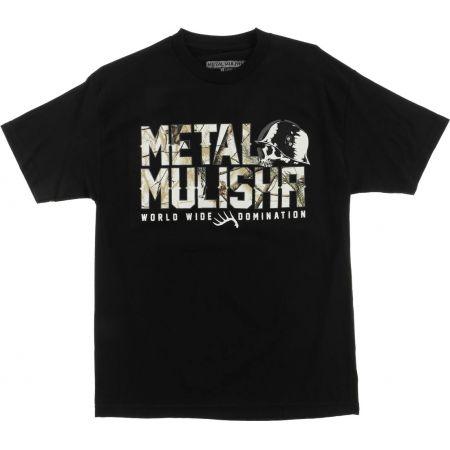 TRIKO METAL MULISHA CHILL - černá