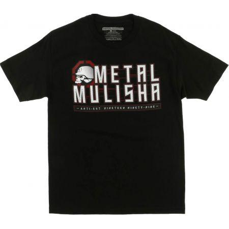 TRIKO METAL MULISHA LEAGUE - černá