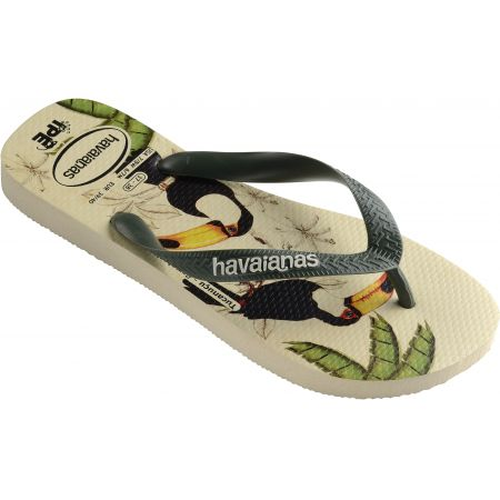 ŽABKY HAVAIANAS IPE - olivově zelená