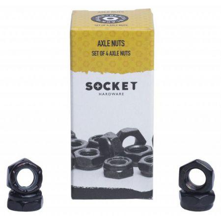 AXLE NUTS SOCKET - černá