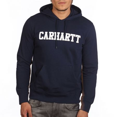 CARHARTT HOODED COLLEGE MIKINA