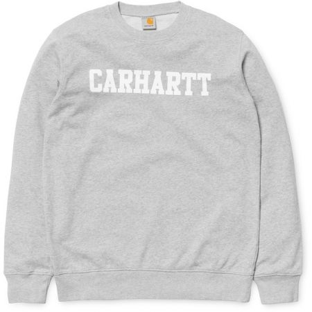 CARHARTT COLLEGE SWEAT MIKINA