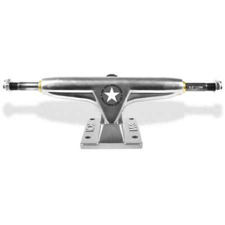 SK8 TRUCKY IRON 2 LOW - světle šedá