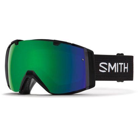 BRÝLE SMITH I/O BLACK - černá