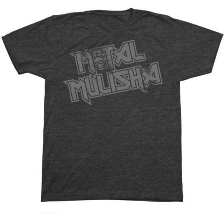 TRIKO METAL MULISHA MAIDEN S/S