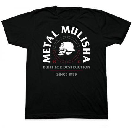 TRIKO METAL MULISHA BUILT S/S