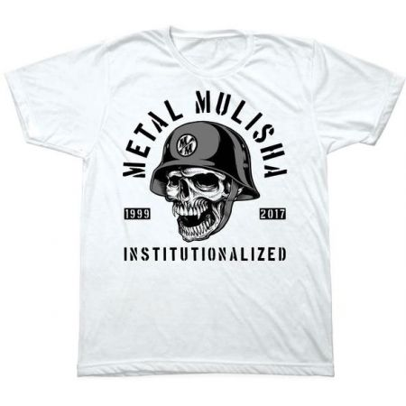 TRIKO METAL MULISHA INSTITUTIONLIZED S/S