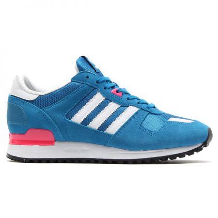 ADIDAS ZX 700 W WMS BOTY - modrá