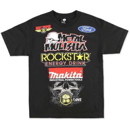 TRIKO METAL MULISHA DEEGAN - PIT 2