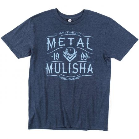METAL MULISHA SCOTCH - HEATHER TRIKO