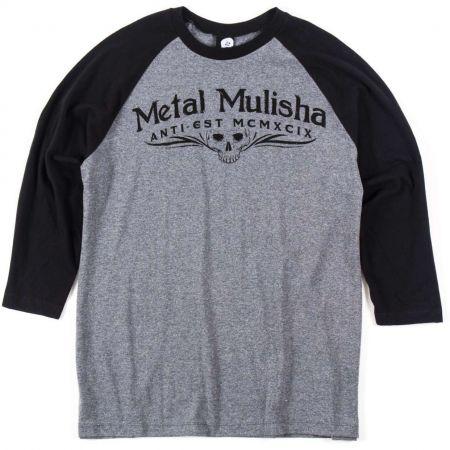 METAL MULISHA CLASSIC RAGLAN L/S TRIKO