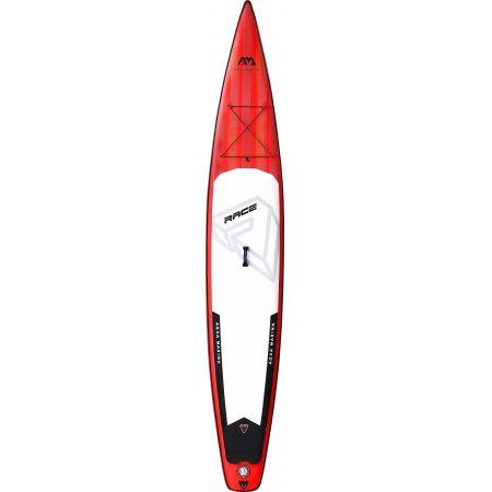 PADDLEBOARD AQUA MARINA RACE 14'0''X27''X6'' - červená