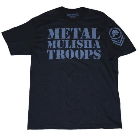 TRIKO METAL MULISHA OG TROOPS