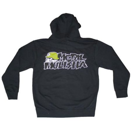 MIKINA METAL MULISHA IKON ZIP-UP
