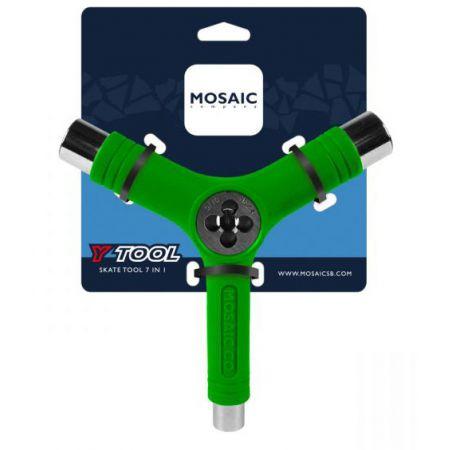 SK8 NÁŘADÍ MOSAIC Y Tool Mosaic Green - zelená