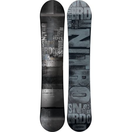 SNOWBOARD NITRO 16 SPECIAL - černá