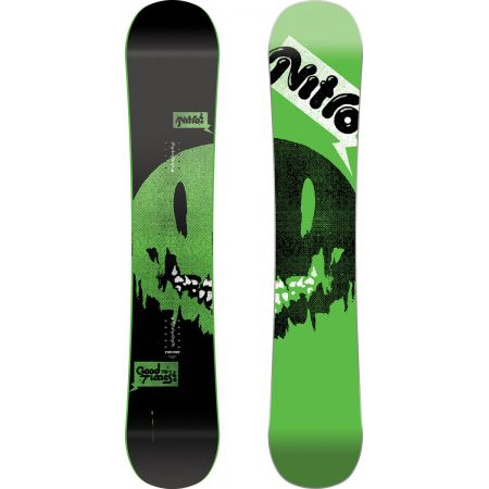 SNOWBOARD NITRO 17 GOOD TIMES - černá