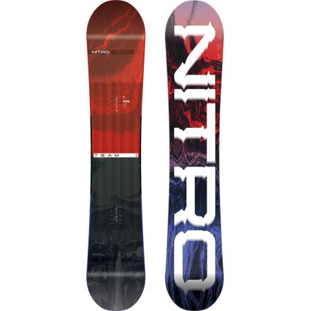 SNOWBOARD NITRO TEAM 20