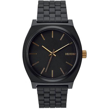 HODINKY NIXON TIME TELLER - černá