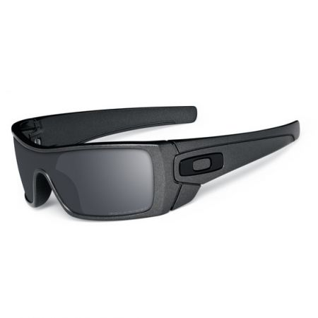 OAKLEY BATWOLF GRANITE POL BRYLE - antracitová
