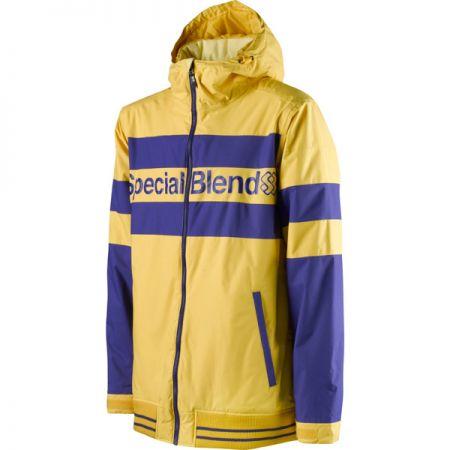 SPECIAL BLEND UNIT SNB BUNDA - žlutá