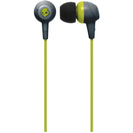 SKULLCANDY IN-EAR SLUCHÁTKA - světle zelená