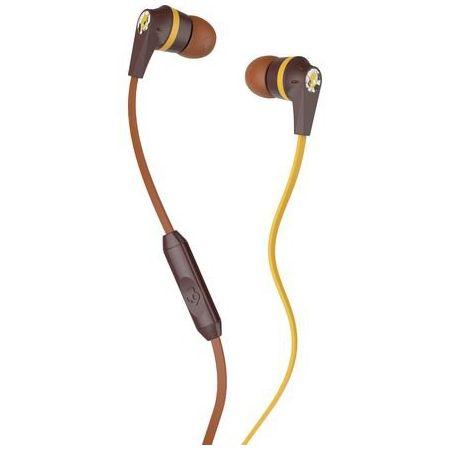 SLUCHÁTKA SKULLCANDY RIOT IN-EAR - okrová