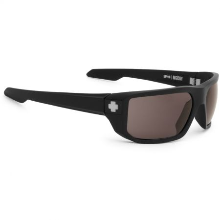 SPY MCCOY MATTE BLACK BRYLE