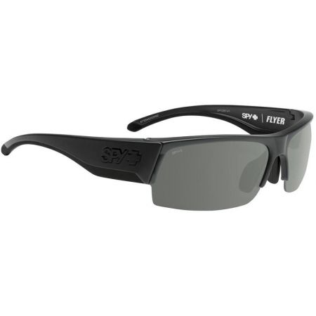 BRYLE SPY FLYER MATTE BLACK ANSI RX