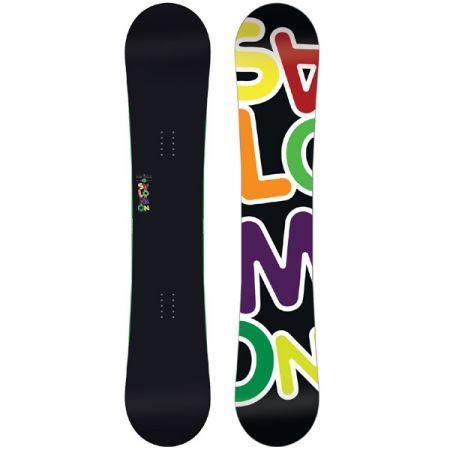 SALOMON DRIFT ROCKER SNOWBOARD - černá