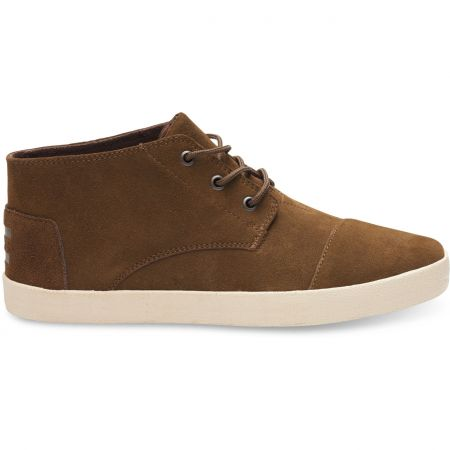 BOTY TOMS PASEO MID LACE-UP