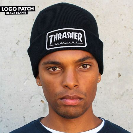 KULICH THRASHER LOGO PATCH