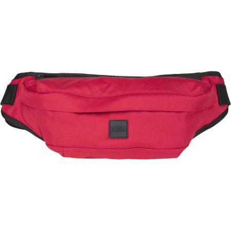LEDVINKA URBAN CLASSICS Shoulder Bag - červená