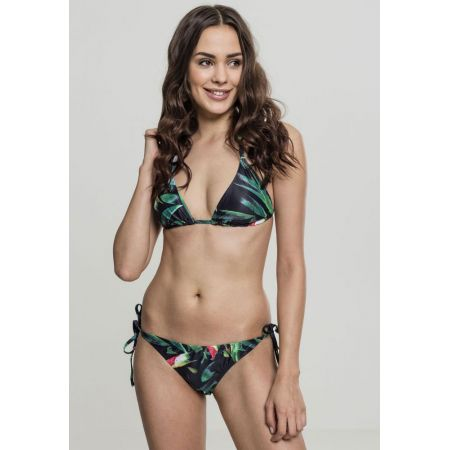 PLAVKY URBAN CLASSICS Tropical Bikini WM