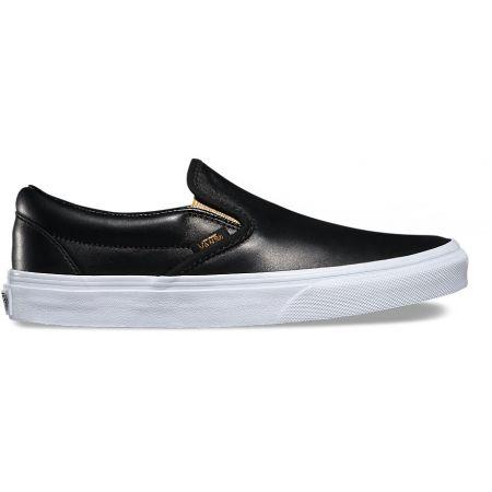 BOTY VANS CLASSIC SLIP-ON - černá
