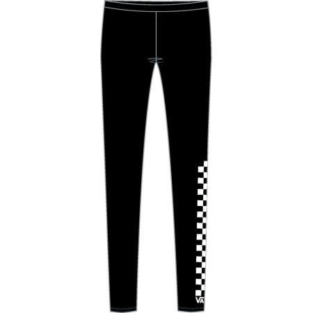 KALHOTY VANS BLACKBOARD LEGGIN WMS - černá