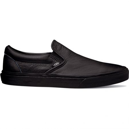 VANS CLASSIC SLIP-ON BOTY - černá