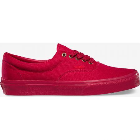 VANS ERA BOTY - červená