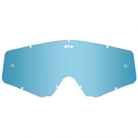 SPY OMEN SMOKE w/LIGHT BLUE SPECTRA LENS