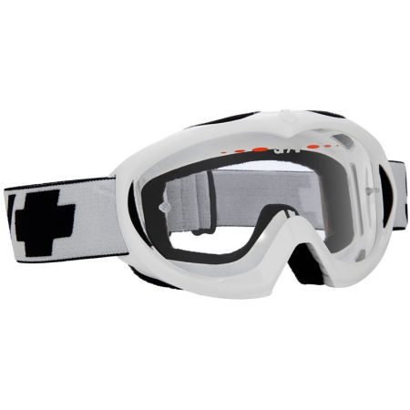 SPY TARGA MINI MX WHITE 14-15 - CLEAR AF