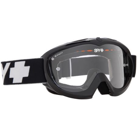 SPY TARGA MINI MX BLACK 14-15 - CLEAR AF