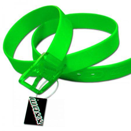 WAXX GREEN WMS PÁSEK - elektrická zelená