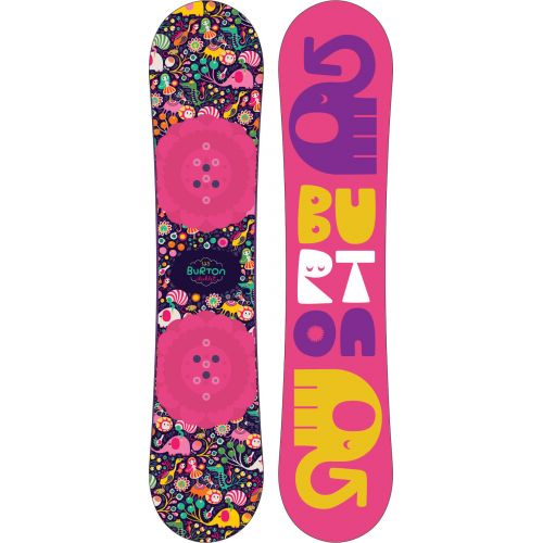 SNOWBOARD BURTON CHICKLET GIRLS