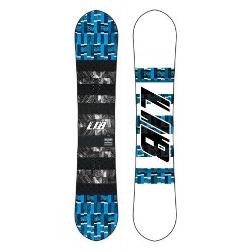 SNOWBOARD LIB TECH SKATE BANANA BTX WOOD