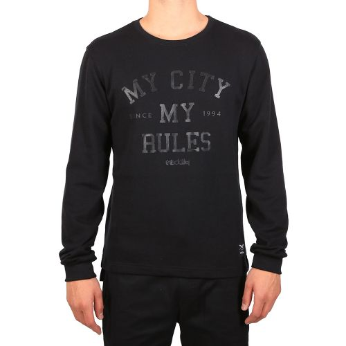 MIKINA IRIEDAILY SILICON CITY CUT CREW