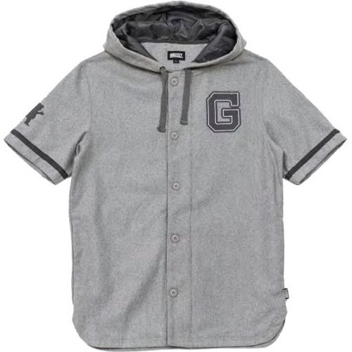 MIKINA GRIZZLY Warning Track Baseball Je