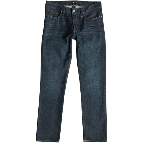 KALHOTY DC WASHED STRAIGHT JEAN