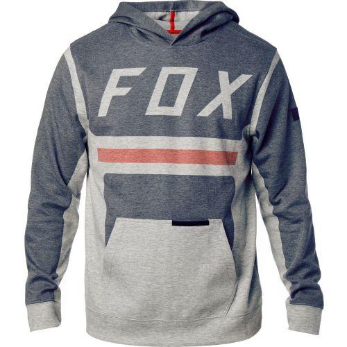 MIKINA FOX MOTH PULLOVER FLEECE