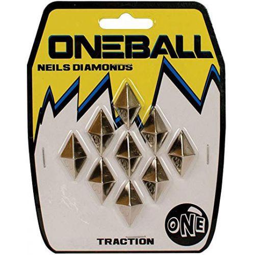 ONE BALL JAY NEILS DIAMONDS-METAL 1/2x9